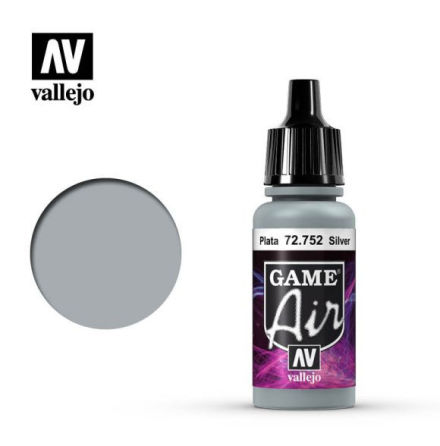 SILVER (VALLEJO GAME AIR)