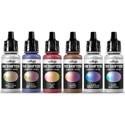 THE SHIFTERS SET SPACE DUST (6x 17ml)