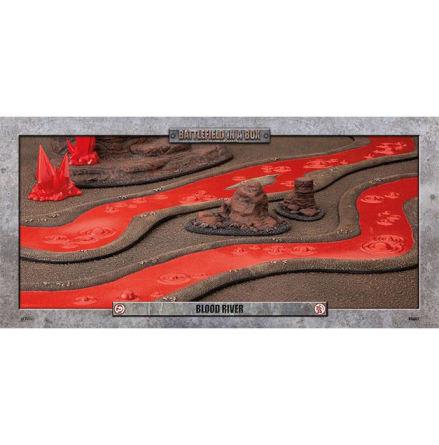 Blood River (6ft) - 30mm