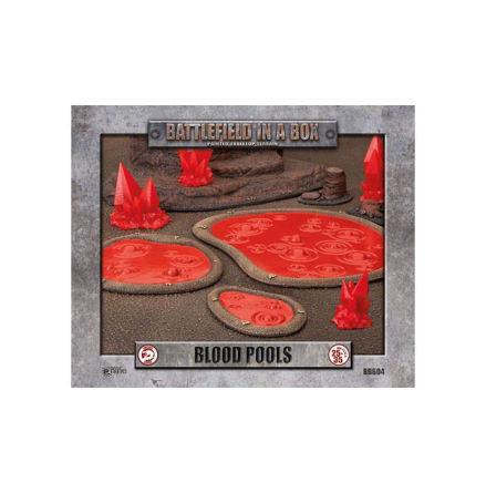 Blood Pools (x3) - 30mm