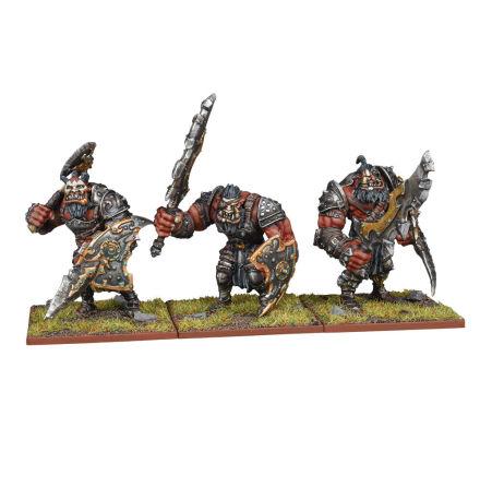 Ogre Warriors Regiment (2020)