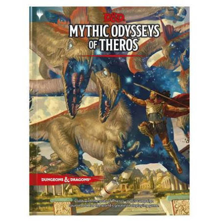 D&D 5th Ed. Mythic Odysseys of Theros