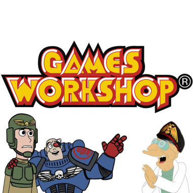 Uppdatering GAMES WORKSHOP
