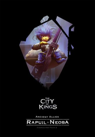 The City of Kings: Ancient Allies Rapui & Neoba #2