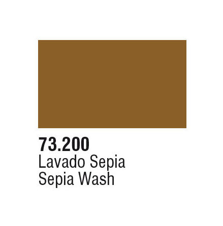 SEPIA WASH (VALLEJO GC)