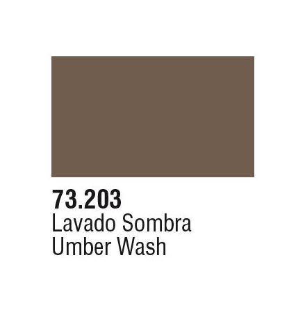 UMBER WASH (VALLEJO GC)