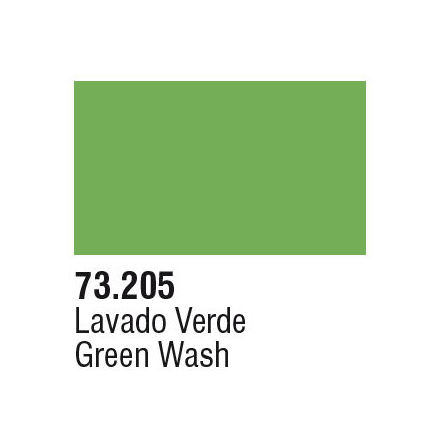 GREEN WASH (VALLEJO GC)