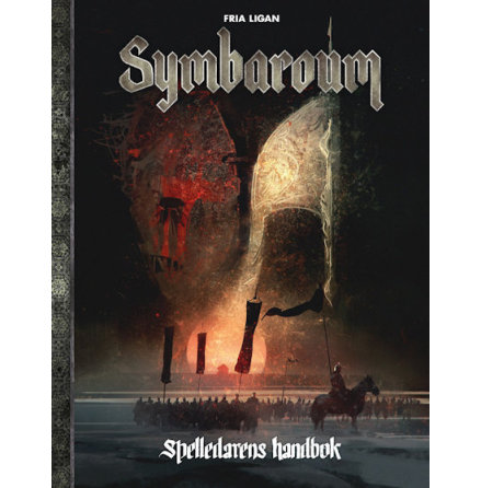 Symbaroum : Spelledarens handbok (Release Juni 2020)