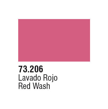 RED WASH (VALLEJO GC)