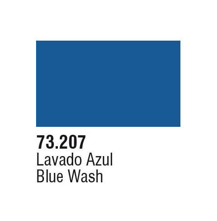 BLUE WASH (VALLEJO GC)