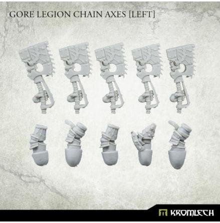 Gore Legion Chain Axes [left]
