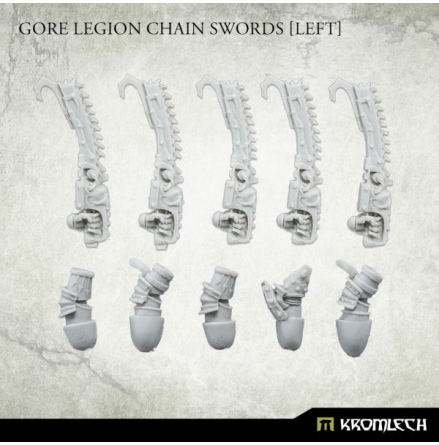 Gore Legion Chain Swords [left]