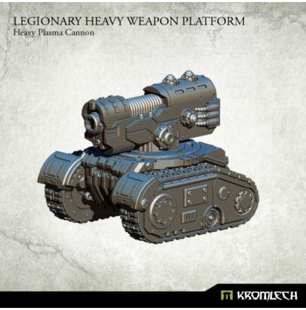 Legionary Heavy Weapon Platform: Heavy Plasma Cannon
