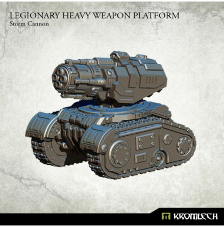 Legionary Heavy Weapon Platform: Storm Cannon