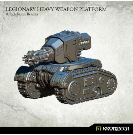 Legionary Heavy Weapon Platform: Annihilation Beamer