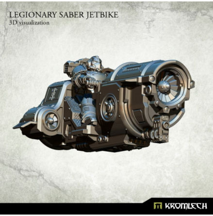 Legionary Saber Jetbike