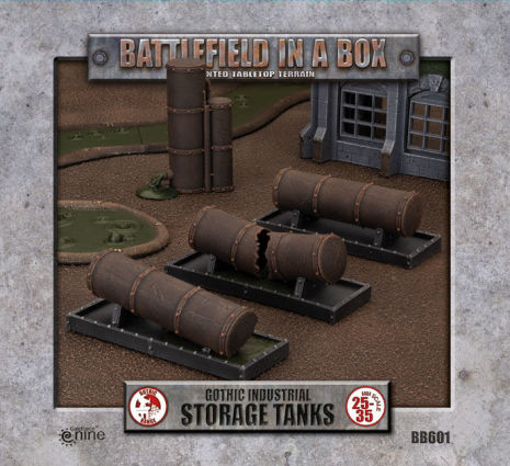 Gothic Industrial - Tanks