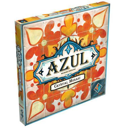 Azul Crystal Mosaic (Overlays for player boards)