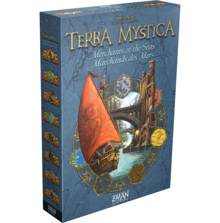 Terra Mystica Merchants of the Sea