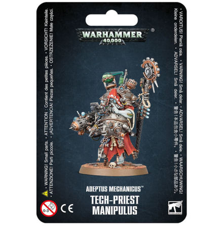 ADEPTUS MECHANICUS: TECH-PRIEST MANIPULUS
