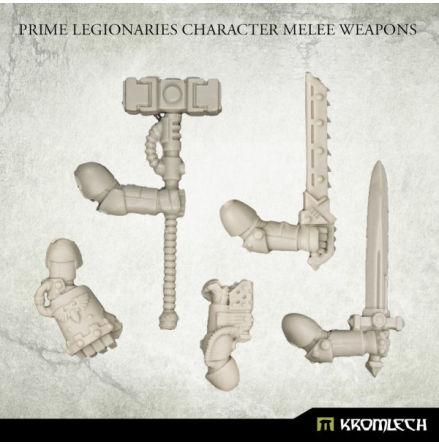 Prime Legionaries Character Melee Weapons