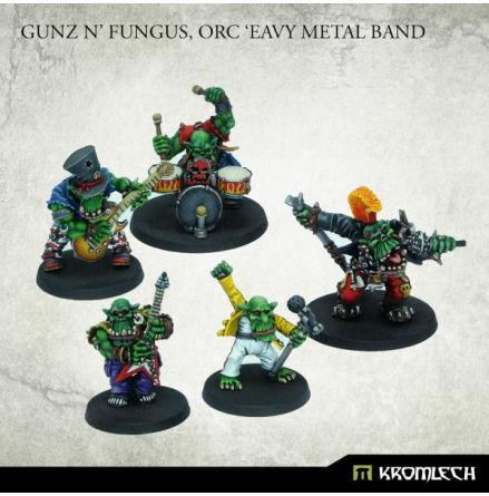 Gunz N Fungus, Orc Eavy Metal Band