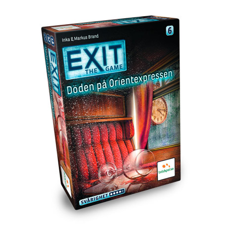 EXIT: Döden på Orientexpressen (SE)