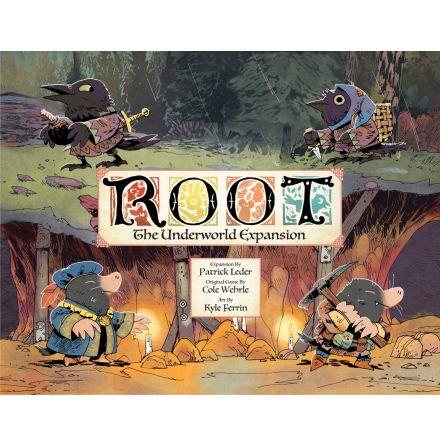 Root Underworld Exp