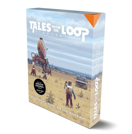 Tales From the Loop RPG Starter Set