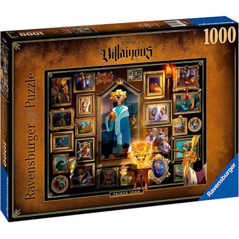 Villainous Prince John (1000 pieces)