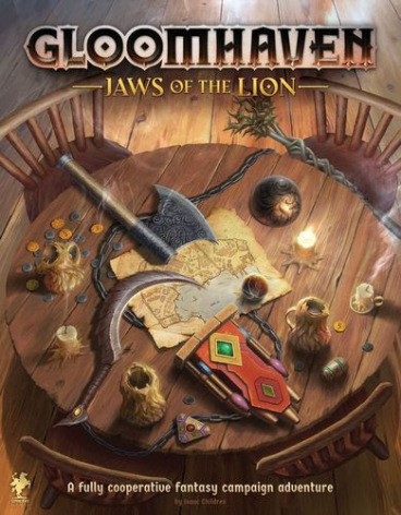 Gloomhaven Jaws of the Lion (Release Juli/Aug 2020)
