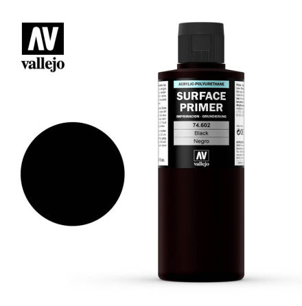 Black Surface Primer (200 ml)