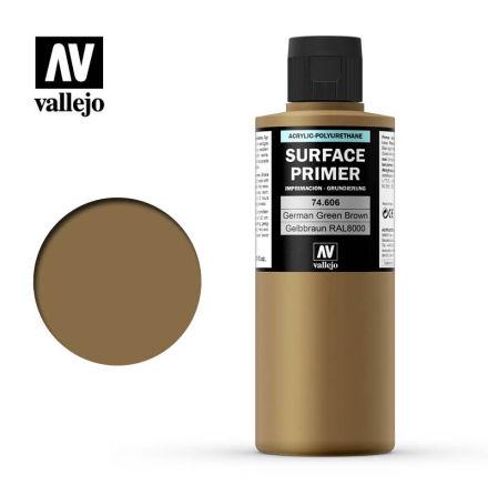 German Green Brown Surface Primer (200 ml)