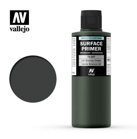 UK Bronze Green Surface Primer (200 ml)