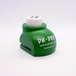 Miniature Leaf Punch Green (4x Leaves-Mix)