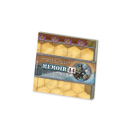 Memoir 44 Winter/Desert Board Map