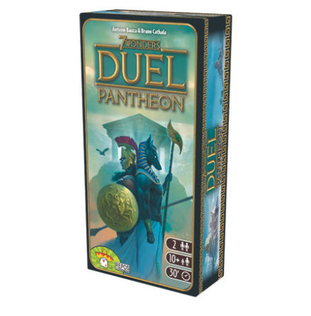 7 Wonders: Duel - Pantheon Exp. (Nordic)