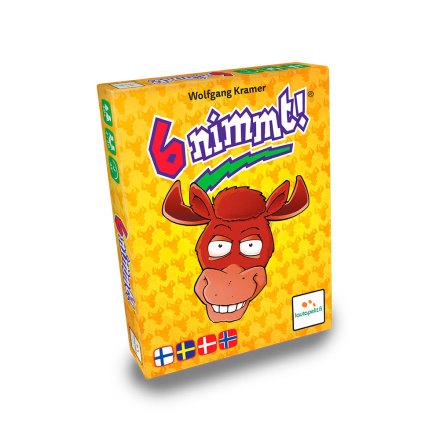 6 Nimmt!/Tjurskalle (Nordic)