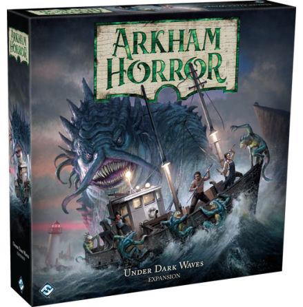 Arkham Horror: Under Dark Waves 3rd. Ed