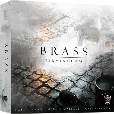 Brass: Birmingham (Stand Alone)