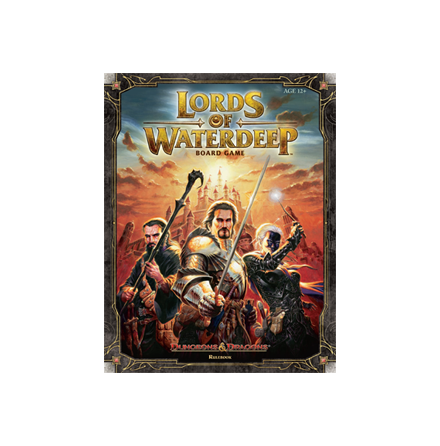 D&D Boardgame: Lords Of Waterdeep