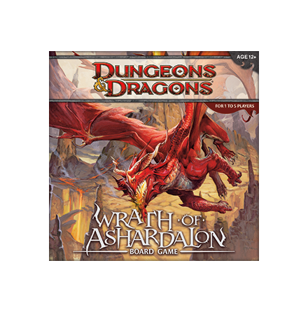 D&D Boardgame: Wrath of Ashardalon