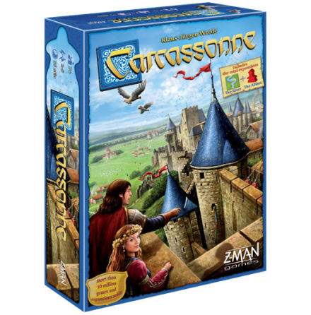 Carcassonne 2.0 including The River (Eng)