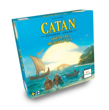 Catan 5th ed Sjöfarare (Svensk)