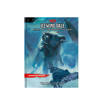 D&D 5th Rime of the Frostmaiden