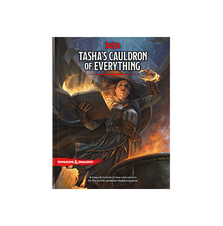 D&D 5th Tashas Cauldron of Everything (release November 2020)