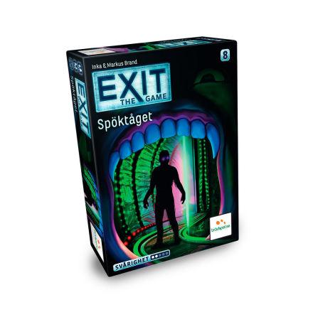 EXIT: Spöktåget (SE)