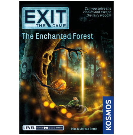 EXIT 10: The Enchanted Forest (EN)
