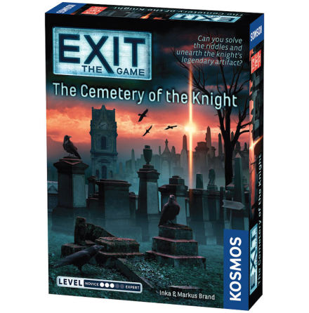 EXIT 11: The Cemetery of the Knight (EN)