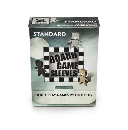 Non-Glare: STANDARD (63x88mm) - Board Game Sleeves
